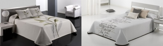 Bedspreads for your cozy home. New models, big choice, free and fast delivery all over the Europe !!!