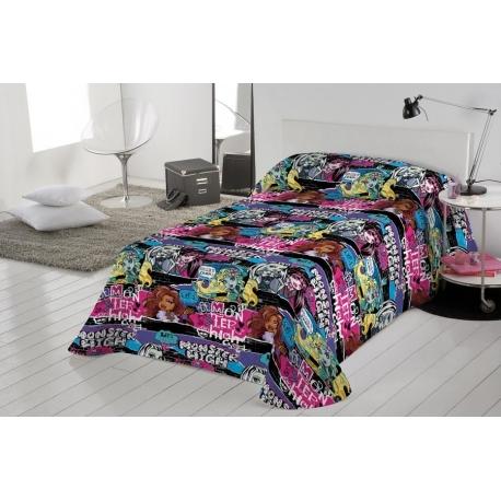 Bedspread Monster High 180x260 cm