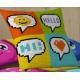 Poszewka na poduszkę Hello 50x50 cm