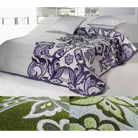 Bedspread London C04, 250x260 cm
