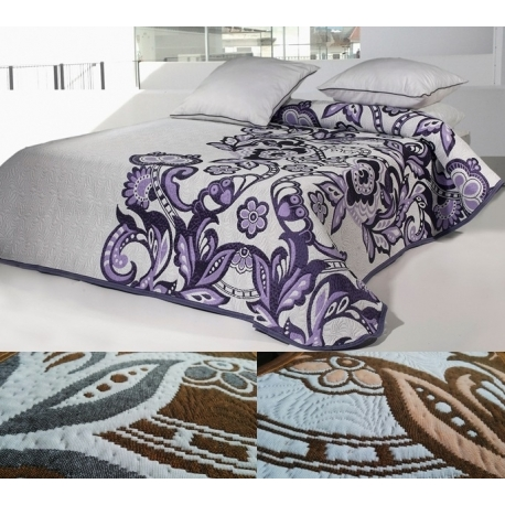 Bedspread London C05, 250x260 cm