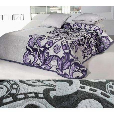 Bedspread London C06, 250x260 cm