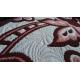 Gultas pārklājs London C07, 250x260 cm