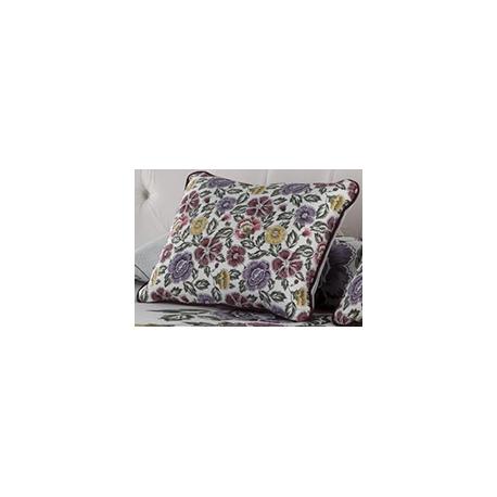 Poszewka na poduszkę Alessi malva 50x60 cm
