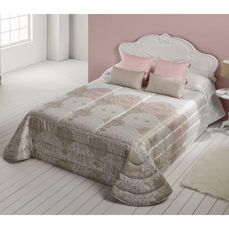 Bedspread Azabache 2 250x270 cm