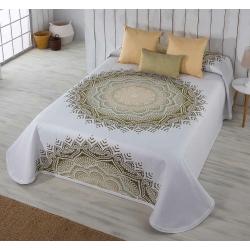 Bedspread Mandala 250x270 cm