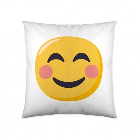 Poszewka na poduszkę Emoji 40x40 cm