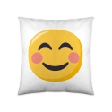 Spilveni spilvendrāna Emoji 40x40 cm