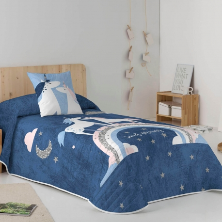 Bedspread Unicorn 180x260 cm