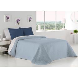 Bedspread Palermo Azul 250x270 cm