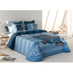 Narzuta Jeans 180x270 cm
