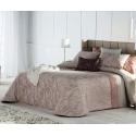 Narzuta Inara 250x270 cm, i 2 pokrowce na poduszki