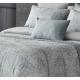 Bedspread Wanda Azul 250x270 cm, 2 pillow cases included