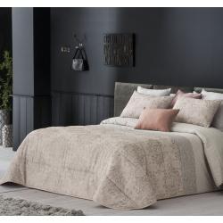 Narzuta Wanda Rose 250x270 cm, i 2 pokrowce na poduszki