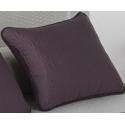 Pagalvėlės užvalkalas Tibor violetinis, 50x60 cm