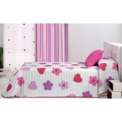 Bedspread Wendyco 190x270 cm