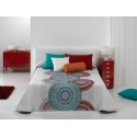 BEDSPREADS ONESIDED, MODERN STYLE (made in Spain)